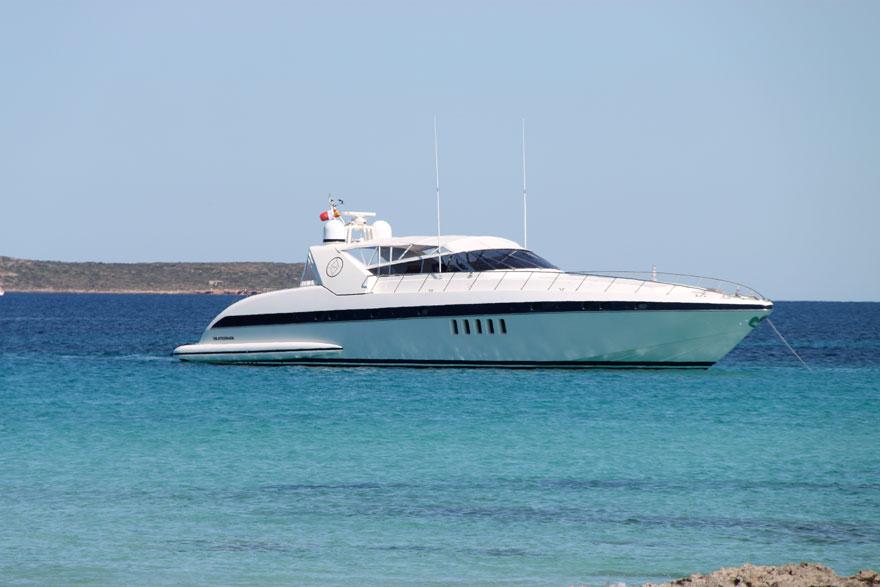 Yacht Charters China