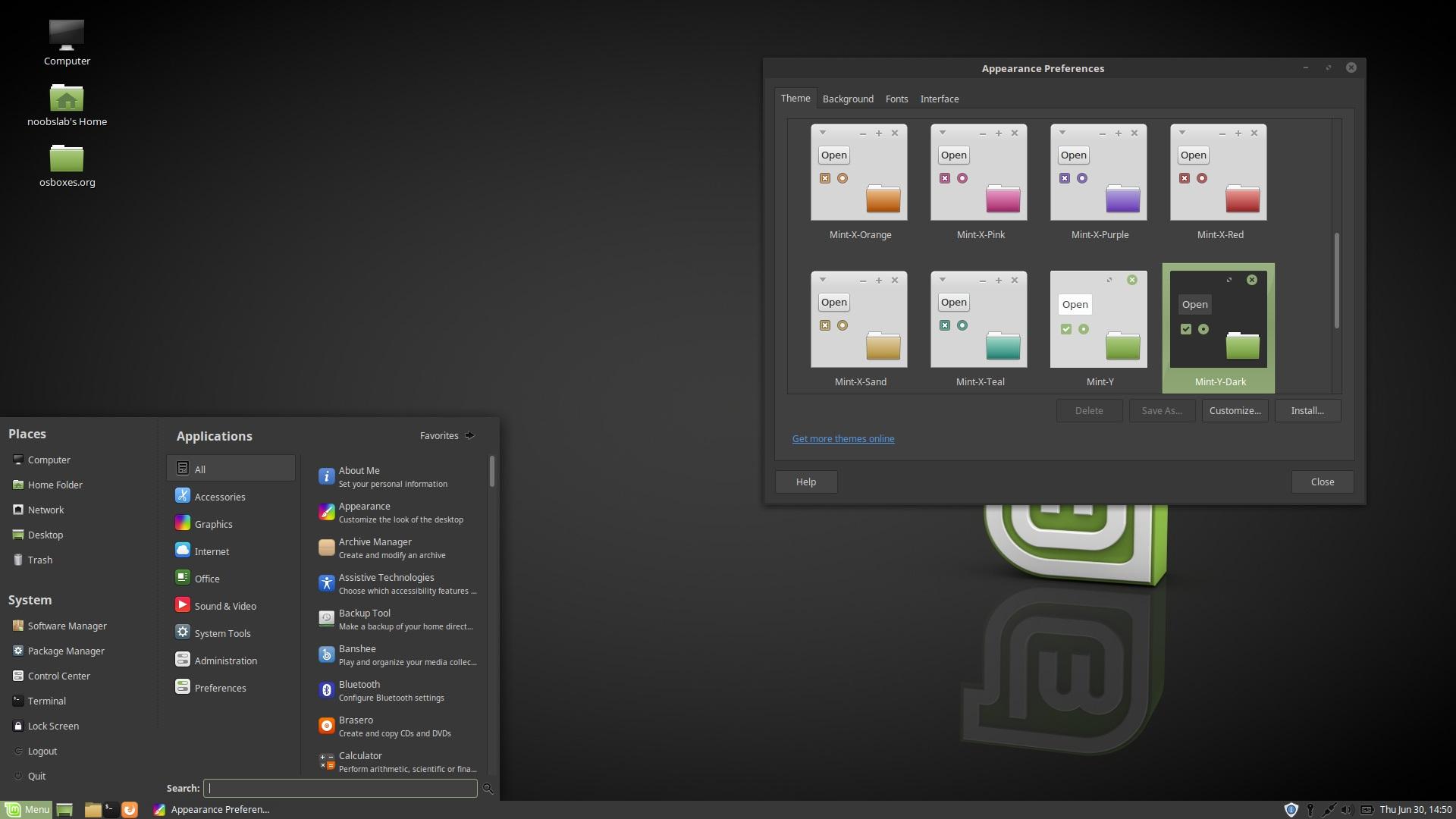 Linux mint kde system requirements Images