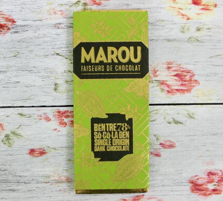 MAROU BEN TRE 78% SINGLE ORIGIN DARK CHOCOLATE