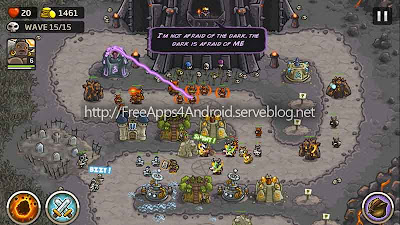Kingdom Rush Free Apps 4 Android