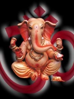 'Om' Lord Ganesh