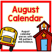 https://www.teacherspayteachers.com/Product/August-Calendar-Pieces-White-Set-1938858