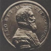 Medaille Floris Allewijn