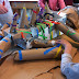 Gaudi artist study kindergarten