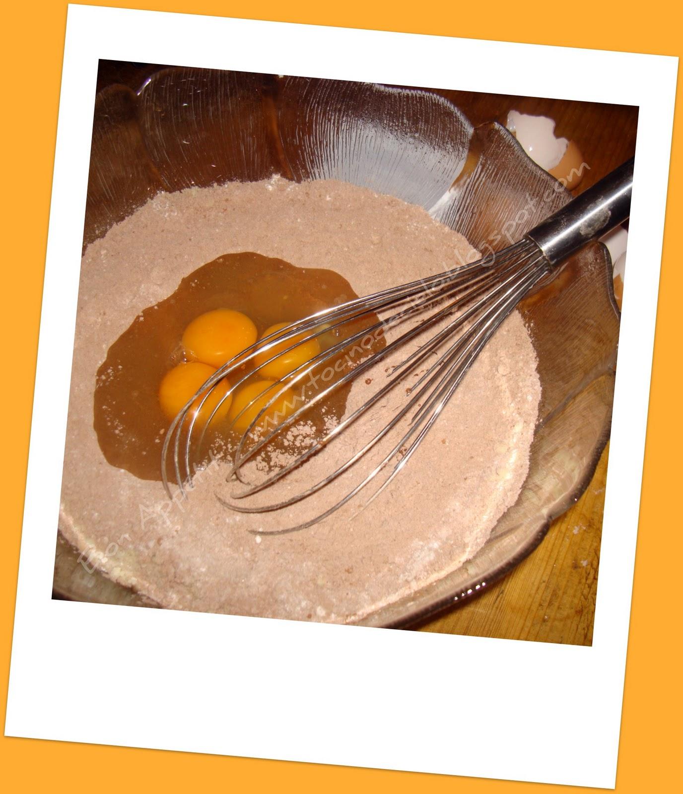 Bon appetit charlotte de cr pes au cacao la mousse au - Laisser reposer pate a crepe ...