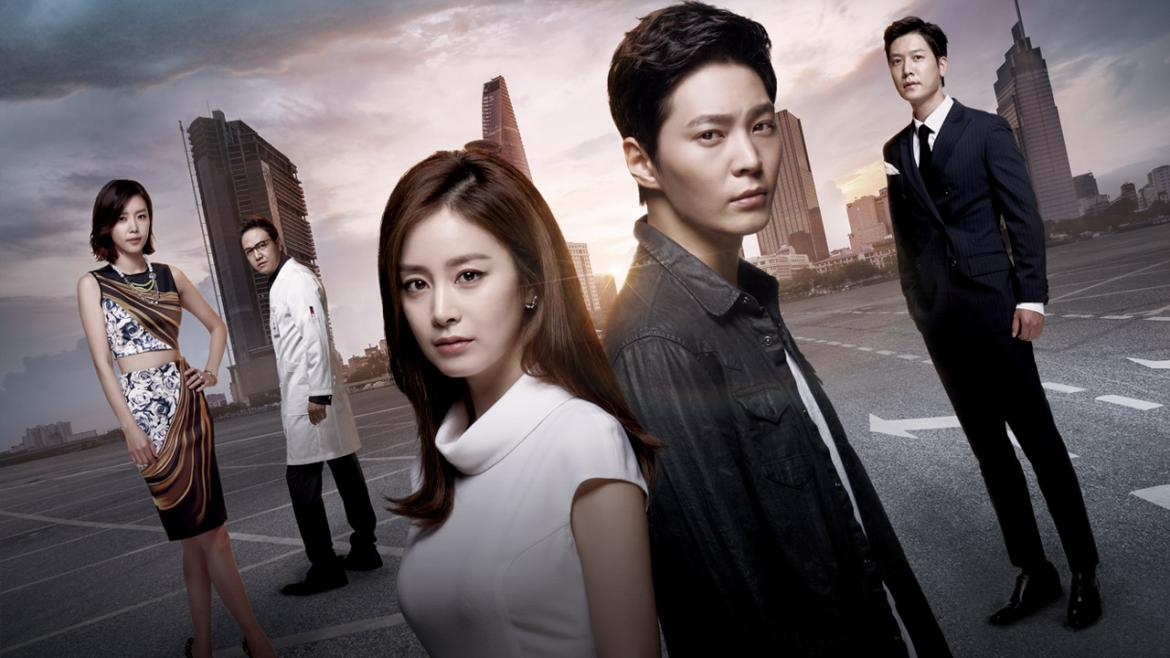 THE GANG DOCTOR drama korea