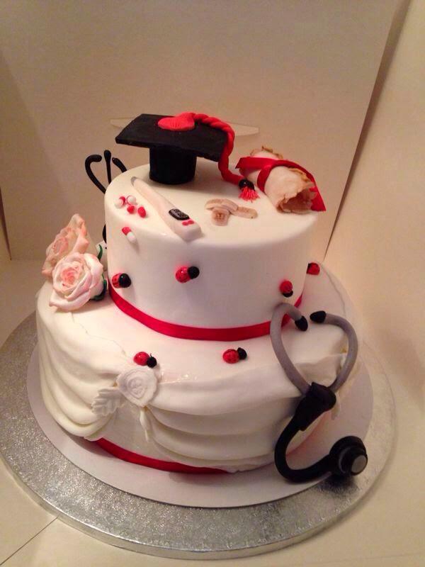 Torta Cake Design Torino : Alessia Cake Design: Torta per laurea