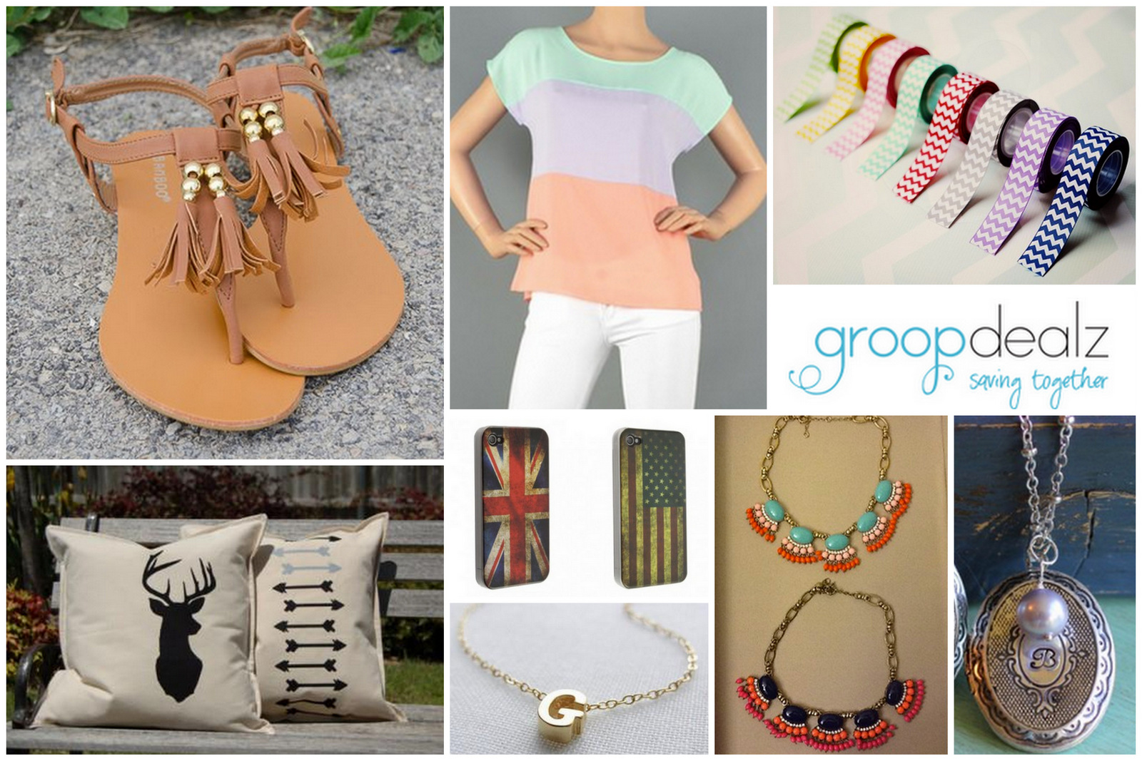 Discount Boutique Deals for Women and Children  Groopdealz