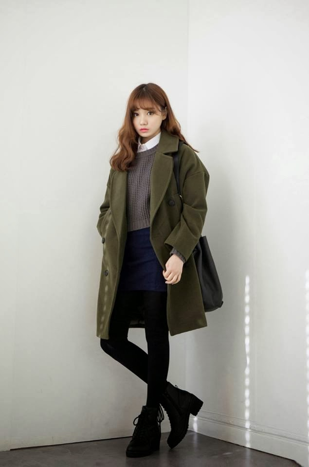 Korean Winter Fashion - Official Korean Fashion