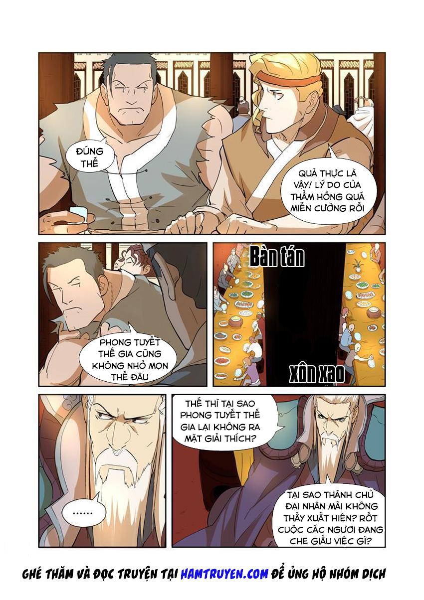 Yêu Thần Ký chap 203.5 - Trang 3