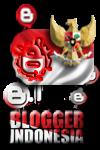 Cara Memasang Logo Blogger Indonesia Di Blog