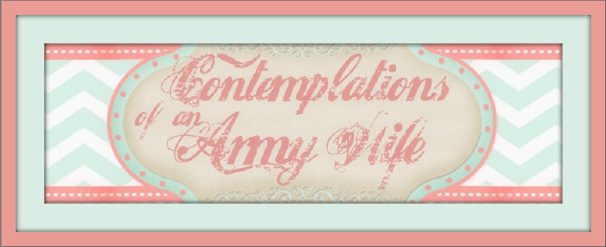 Contemplations of an Army Wife
