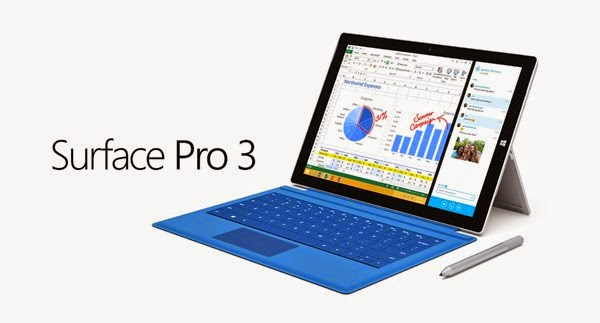 Surface Pro 3, Surface Pro 3 prices, Surface Pro 3 All versions