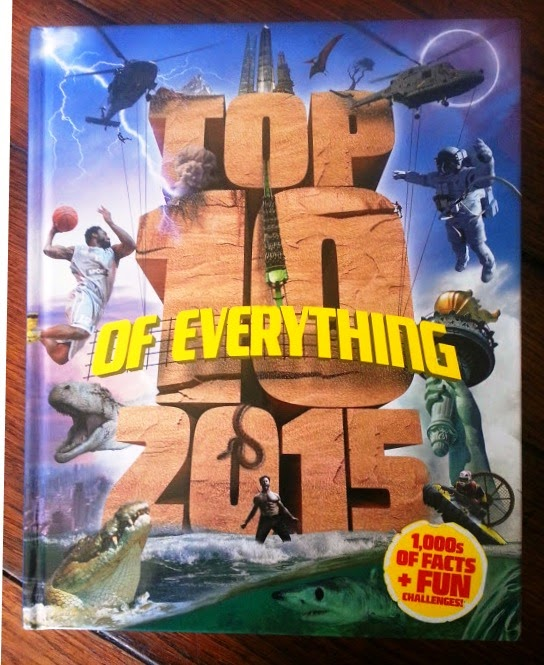 The Top 10 Of Everything book review