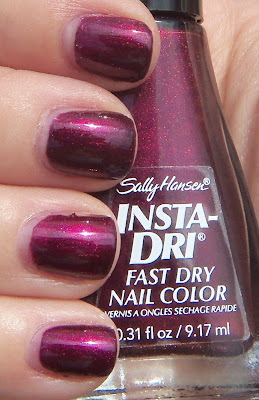 Sally Hansen Ruby Rush