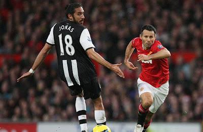 Manchester United 1 - 1 Newcastle United (1)