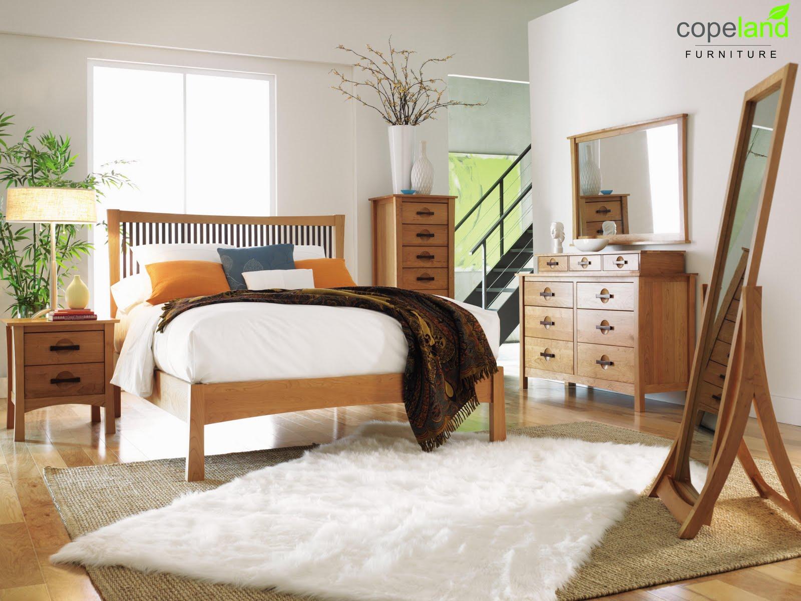 simplicity of contemporary bedroom design