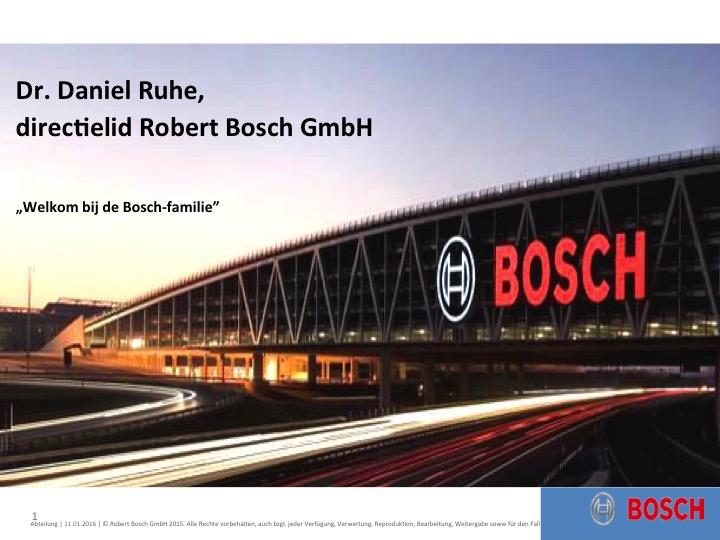 Pieter de rijk meester van de fakespeech optreden bsh for Bosch inspiratiehuis