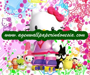 Download Wallpaper Hello Kitty Lucu