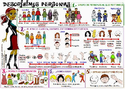 DESCRIBIMOS PERSONAS
