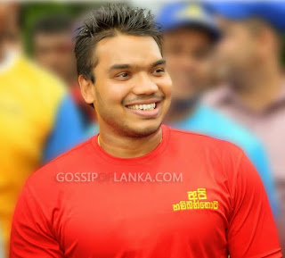 Namal Rajapaksa says ready to quit politics if proven guilty