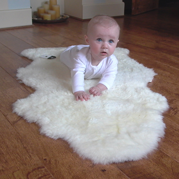 A Sheepskin Rug Is A Very Valuable Asset To Any Home. They Are Warm And