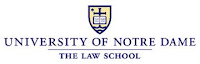 University of Notre Dame  Lawyering Practice Externship