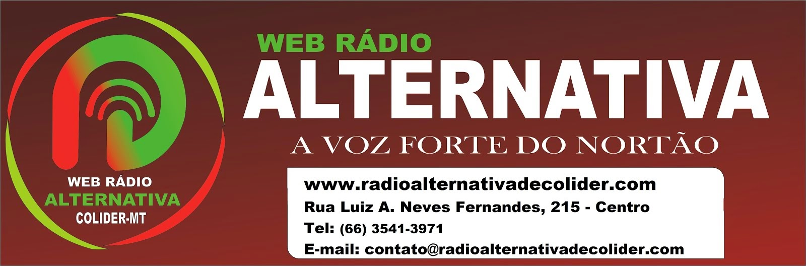 WEB RADIO ALTERNATIVA