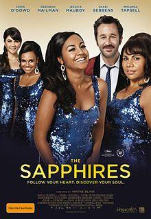 The Sapphires 2012 movie