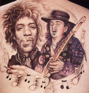 La Noche Que murió Stevie Ray Vaughan