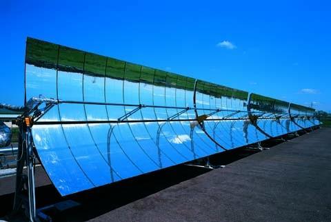 Aula di tecnica - Centrale solare a specchi piani ...