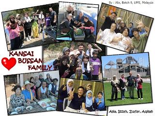 KANSAI BUSSAN FAMILY