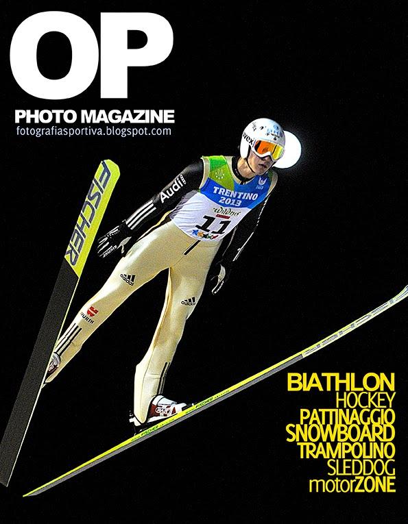 OP PHOTO Magazine_Numero 01_2014_corsi fotografia sportiva