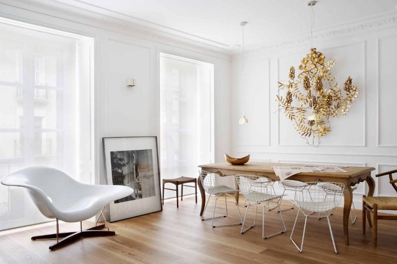 espacio vintage decorado por Mikel Irastorza