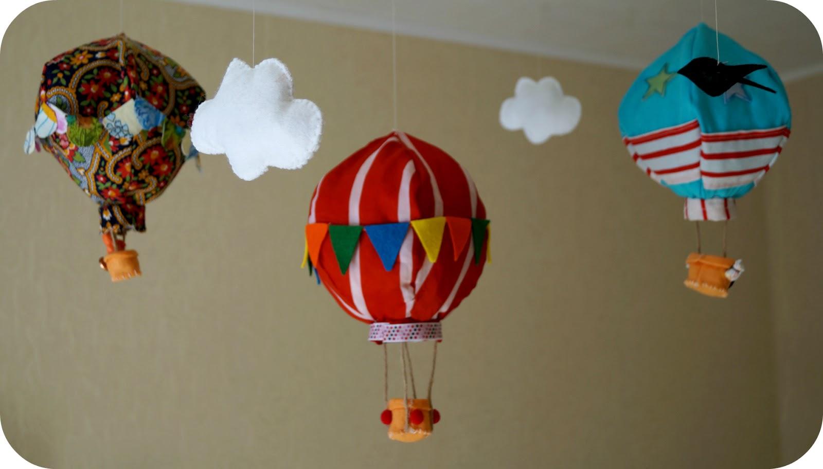 Воздушные шары в детскую