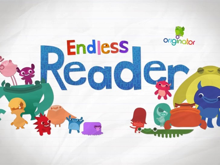 Endless Reader App iTunes App By Originator Inc - FreeApps.ws