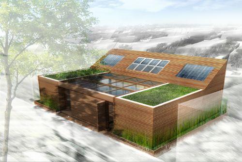 Universo de acciones verdes las casas ecol gicas for Proyectos de casas ecologicas