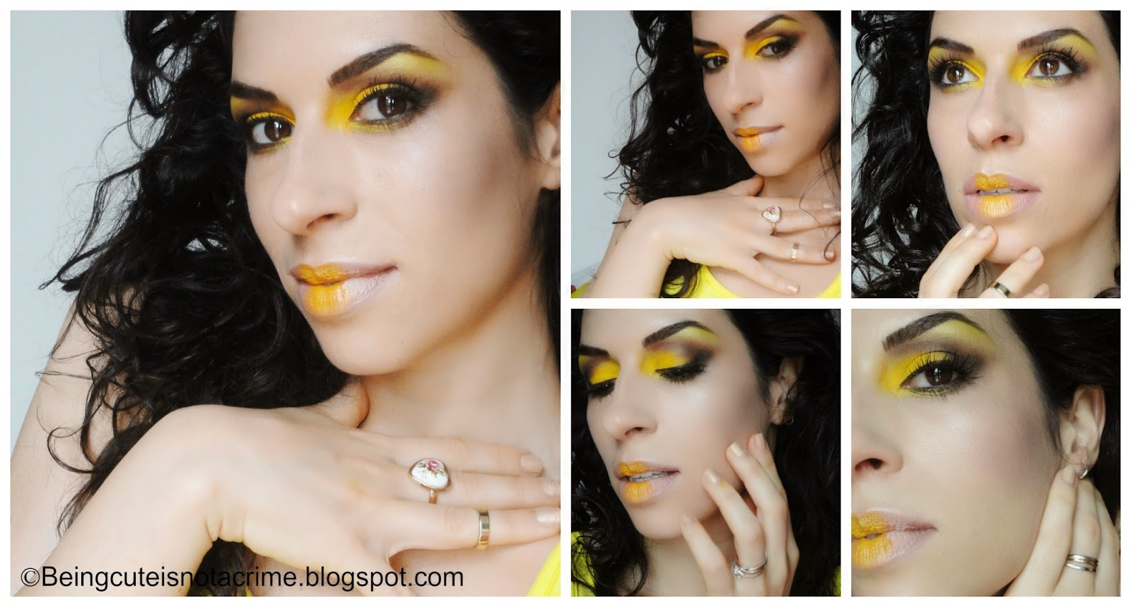 http://beingcuteisnotacrime.blogspot.nl/2014/06/we-live-in-rainbow-of-chaos-yellow-make.html