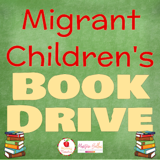 Donate books to migrant children TODAY!