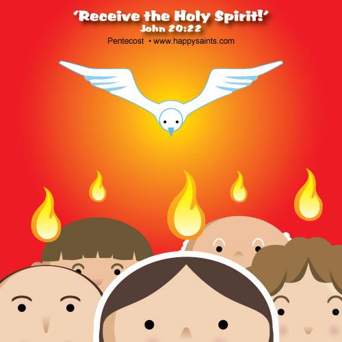 holy spirit pentecost acts