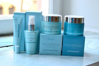 Cách chăm sóc da mặt với Oriflame