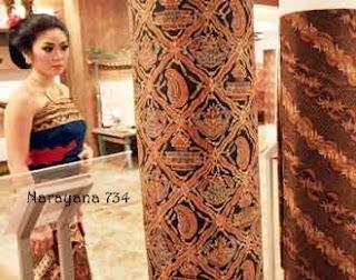 batik from Solo