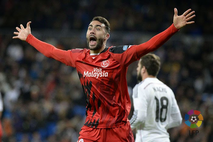 Crónica Real Madrid 2 Vs Sevilla FC 1