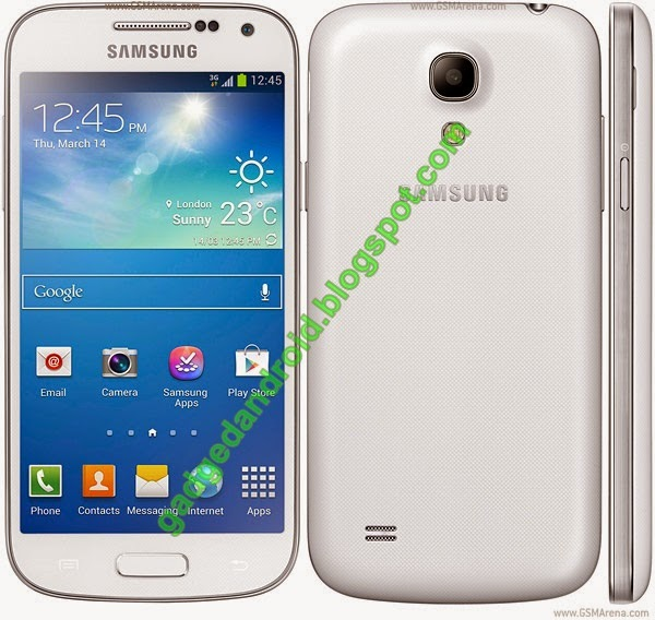 Cara Flash Samsung Galaxy S4 Mini