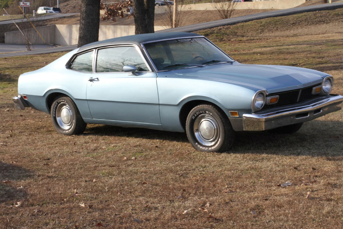 All American Classic Cars 1976 Ford Maverick 2 Door Sedan