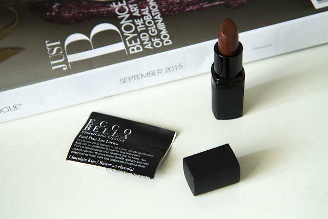 Photo of Ecco Bella Flowercolor Lipstick in Chocolate Kiss