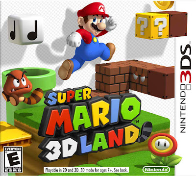 Super Mario 3D Land US Cover Art