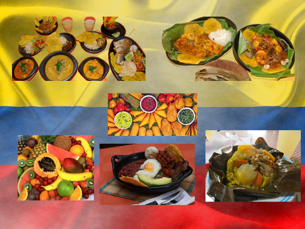 La cultura en la gastronomía, la cual nos representa cada región con sus platos típicos.