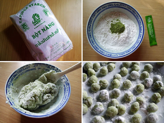 how to cook white tapioca pearls for bubble tea