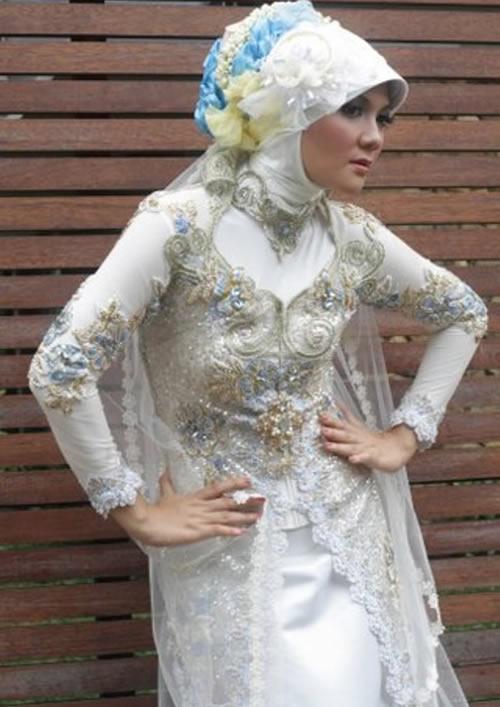kebaya muslim modern 1 Model Kebaya Muslim Modern Trend 2013